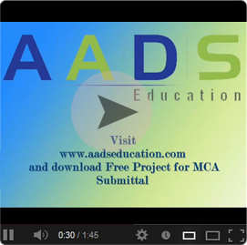 MCA Projects AadsEducation
